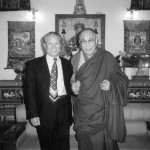 Invited by his holiness to discuss teachings.