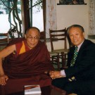 Invitation from His Holiness the Dalai Llama for Grand Master Kimm