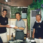 Dr Song was Grand Master Kimm's high school friend